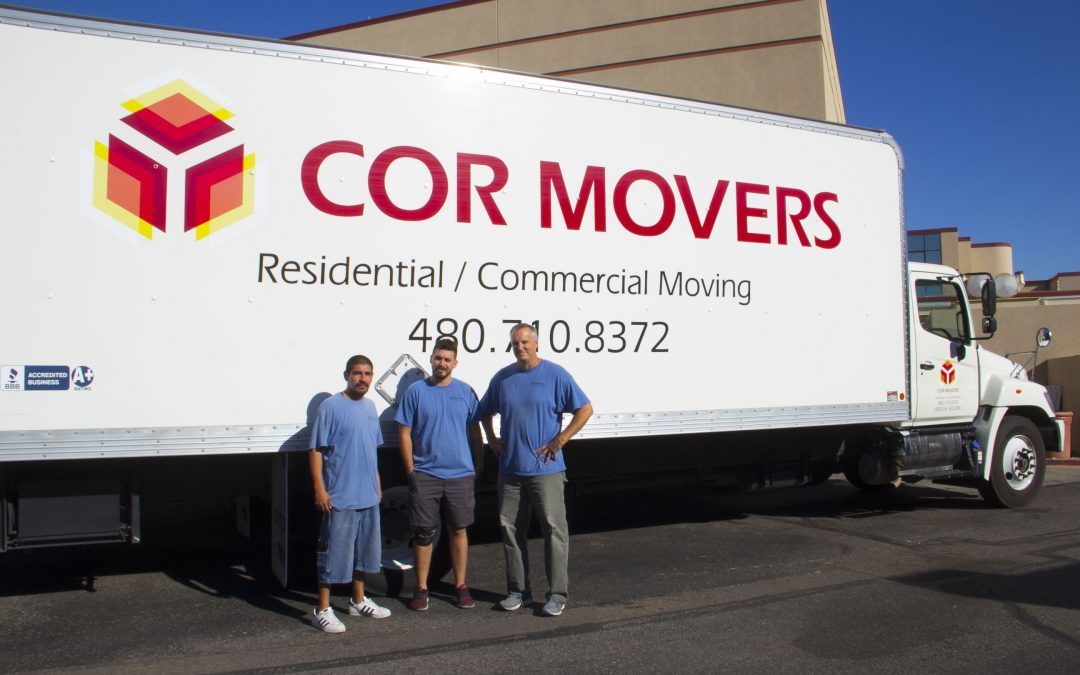 Residential move phoenix Arizona