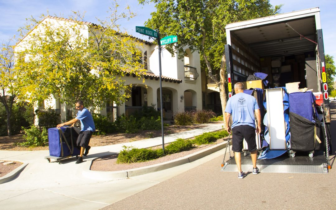 Residential Moving Tips -Starting fresh in a new community takes patience