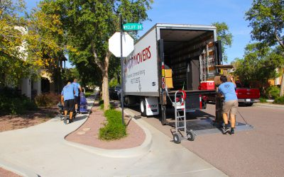 Staying Healthy During a Residential Move