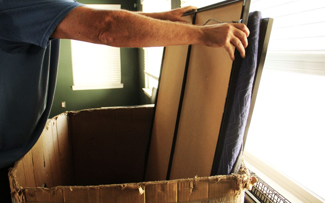 Residential Packing and Moving Made Easy