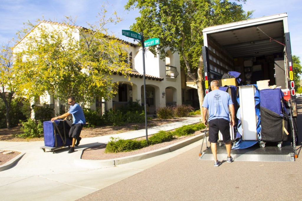 House Moving Phoenix Residential Movers Near me AZ Cor Movers